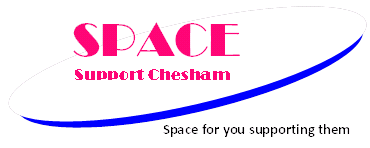 SPACE Support Chesham. Space for you supporting them